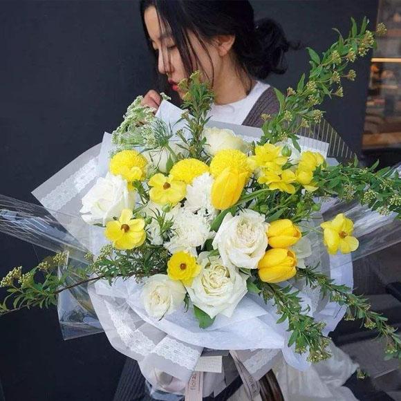 分享与交流|花艺师是对花艺的热爱,更是赋予生活的美好~
